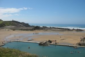 Sea Pool, Summerleaze Beach, Bude