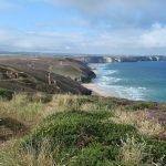 St Agnes Coast, Cornwall